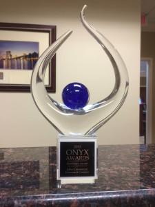ONYX Publisher's Award