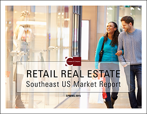 2015 Retail Report cover