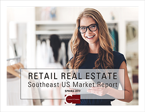 2017 Retail Report cover
