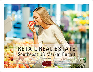 2016 Retail Report cover